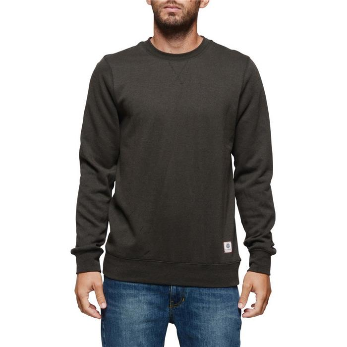 sweat-shirt-cornell-overdye-cr-element-off-black