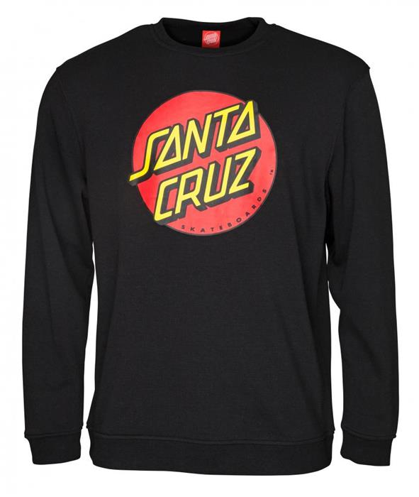 sweat-santa-cruz-crew-classic-dot-black
