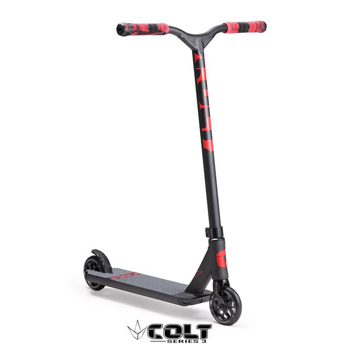 trottinette freestyle blunt colt s3 complete red ozflip. Black Bedroom Furniture Sets. Home Design Ideas