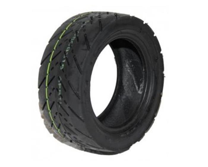 pneu trottinette lectrique sxt pneu slick 12 pouces noir ozflip. Black Bedroom Furniture Sets. Home Design Ideas