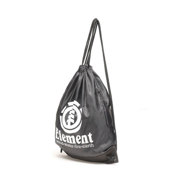 sac dos element mellow gym bag flint black noir ozflip. Black Bedroom Furniture Sets. Home Design Ideas