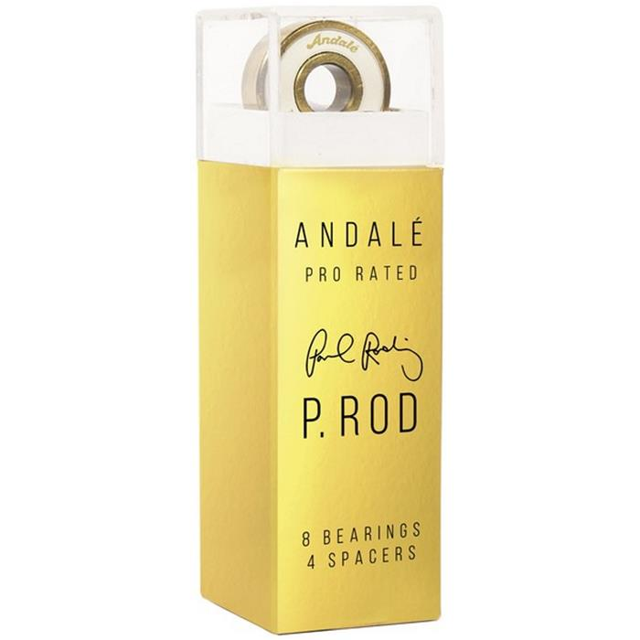 roulements-skateboard-andale-paul-rodriguez-gold