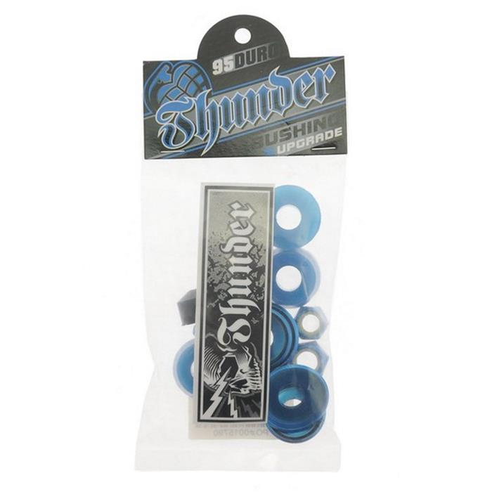 bushing-skateboard-thunder-trucks-bushings-rebuild-kit-95du-blue
