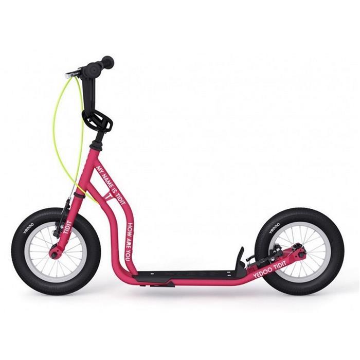 YEDOO Trottinette Tout Terrain Footbike Enfant New Tidit
