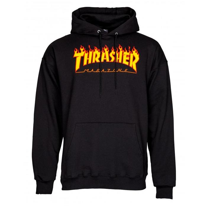hoodie thrasher homme