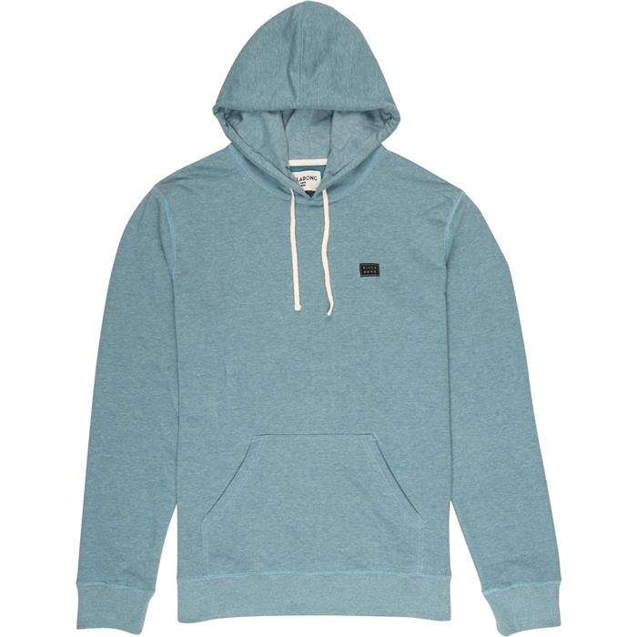 Sweat à Capuche BILLABONG ALL DAY PULLOVER 1760 HYDRO HEATHER | OZFLIP