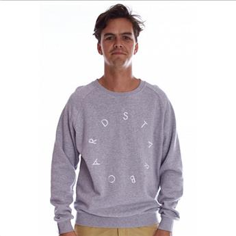 Pullover CRUISER Homme STARBOARD 2015 Gris