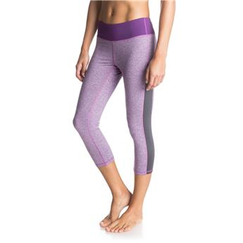Pantalon Capri BREATHLESS ROXY 2016 Grape Juice