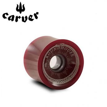 Pack de 4 Roues ROUNDHOUSE OXBLOOD CARVER 69/78A (x4)