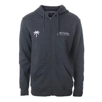 Sweat ZIP à Capuche SLAM FLEECE RIP CURL 9245 DARK MARLE