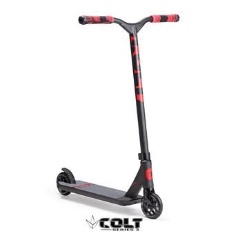 Trottinette Freestyle BLUNT Colt S3 Complete Red