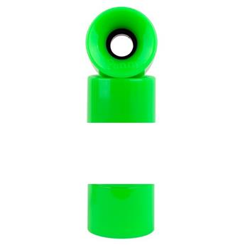 Roue Skateboard  PENNY Wheels Cruiser 59mm  Jeu De 4  Green