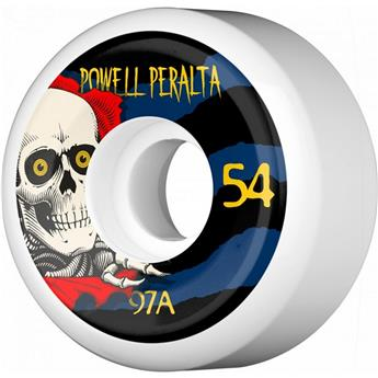 Roue Skateboard POWELL PERALTA Wheels  Jeu De 4  Ripper Iii 54 Mm 97a