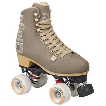 Patin complet Roller Quad  CHAYA PURE ROLLER DERBY  Roller Quad Warm Sand