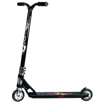 Trottinette Freestyle AO SCOOTERS Delta IV Complete Black Bleu