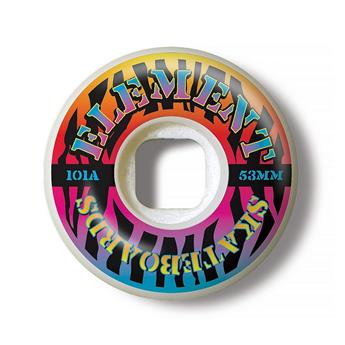 Roue Skateboard ELEMENT Wheels Safari Park 54mm 101A