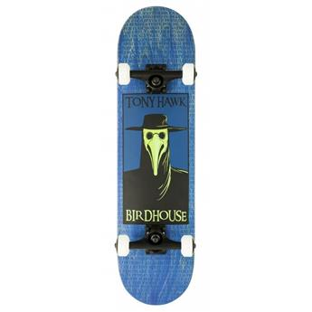 Skateboard Street complet BIRDHOUSE SKATEBOARDS  Complete Stage 3 Plague Doctor Red