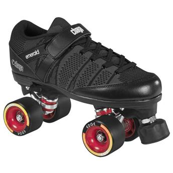 Patin complet Roller Derby CHAYA PURE ROLLER DERBY  Emerald Hard Black