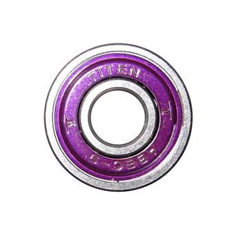 Roulements Trottinette TITEN  Abec 7 Chase Roulements (8 pack) Violet