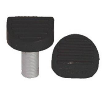 Toes Stop Roller SURE GRIP Toestop Mini Gripper Noir