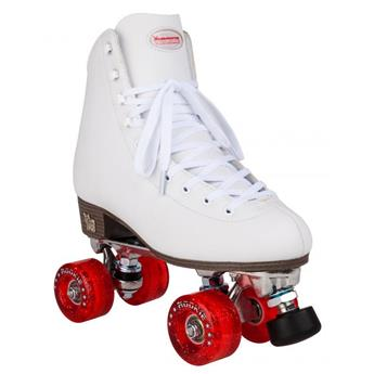 Patin complet Roller Quad  ROOKIE ROLLERSKATES Classic II White