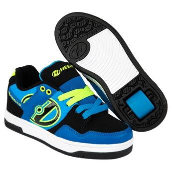 Chaussures à roulettes HEELYS Flow Royal/Black/Lime