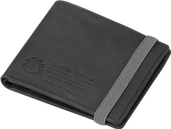 Portefeuille ELEMENT Endure Wallet Black Noir