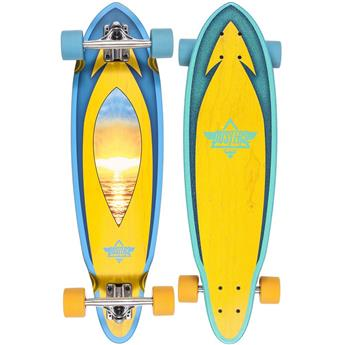 DUSTERS CALIFORNIA Complete Longboard Mini Fin 31 Sunset