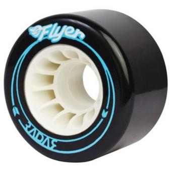 Roue Roller Quad RADAR WHEELS Flyer Black