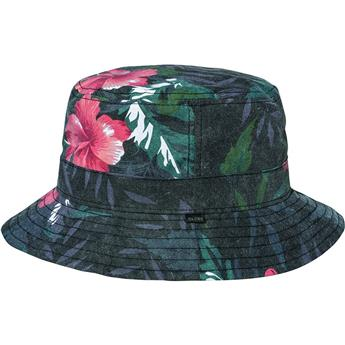 Chapeau GLOBE  Walker Bucket Hat Black Noir