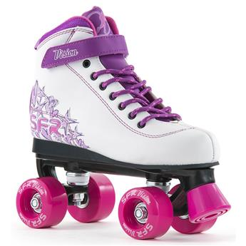 Patin complet Roller Quad  SFR ROLLER  Vision II White Purple
