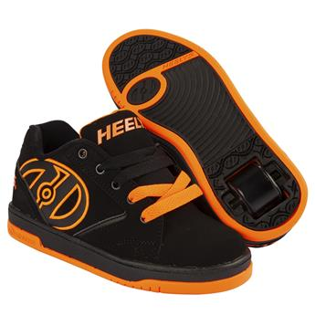 Chaussures à roulettes HEELYS Propel 2.0 Black/Orange