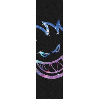 Grip Skateboard SPITFIRE Mob Graphic Space Burn Noir Bleu
