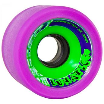 Roues Roller Derby B´ZERK WHEELS  Wheels Lunatic Violet