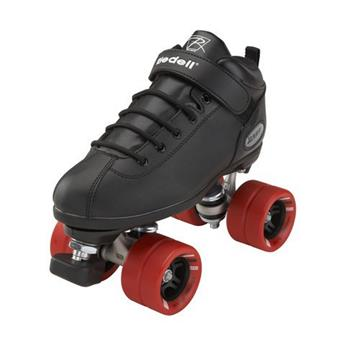 Patin complet Roller Derby RIEDELL Dart Black
