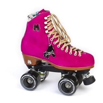 Patin complet Roller Quad  MOXI ROLLERSKATES Lolly Fuchsia