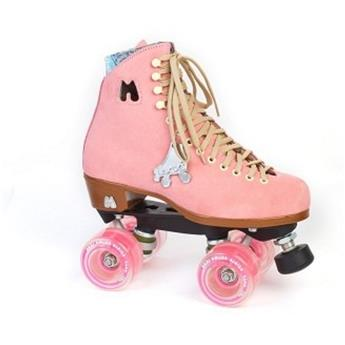 Patin complet Roller Quad  MOXI ROLLERSKATES Lolly Strawberry