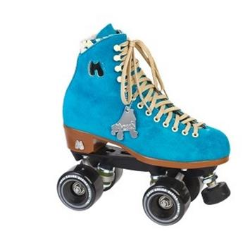 Patin complet Roller Quad  MOXI ROLLERSKATES Lolly Empty Pool