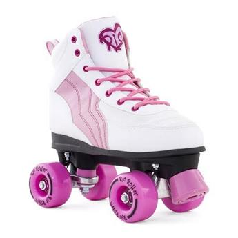 Patin complet Roller Quad  RIO ROLLER Quad Pure White Pink