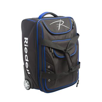 Sac Roller Derby RIEDELL Wheeled Travel Bag  Bleu Noir