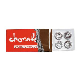 Roulements Skateboard CHOCOLATE Roulements  Jeu De 8  Dark Chocolate