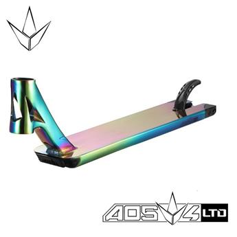 Deck Trottinette BLUNT SCOOTERS Deck AOS V4 LTD Jon Reyes Signature Black/Neochrome