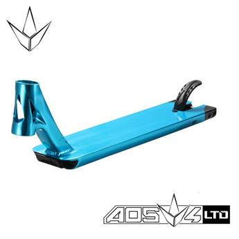 Deck Trottinette BLUNT SCOOTERS Deck AOS V4 LTD Ray Warner Signature Bleu