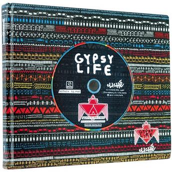 Plateau Skateboard CLICHÉ SKATEBOARDS  Dvd Gypsy Life Limited Edition  Book