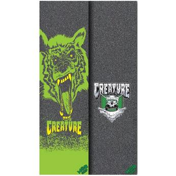 CREATURE SKATEBOARDS Grip Plaque Holiday 17 Assorted