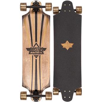 DUSTERS CALIFORNIA Complete Longboard Keen Downhill 35 Gold