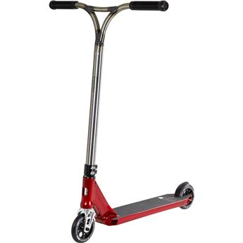 Trottinette Freestyle LUCKY SCOOTERS Covenant Pro 2018 Complete Red Red