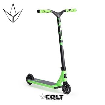 Trottinette Freestyle BLUNT Colt S3 Complete Green