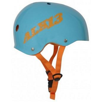 Casque Wakeboard, Kitesurf et Windsurf ALK13 H2O+ CE EN 1385 Blue / Orange Logo