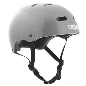 Casque TSG TECHNICAL SAFETY GEAR  Skate/Bmx Injected Helmet Gris